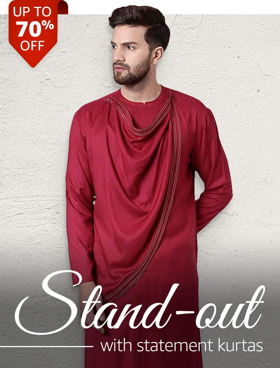 Stand-out with Statement Kurtas