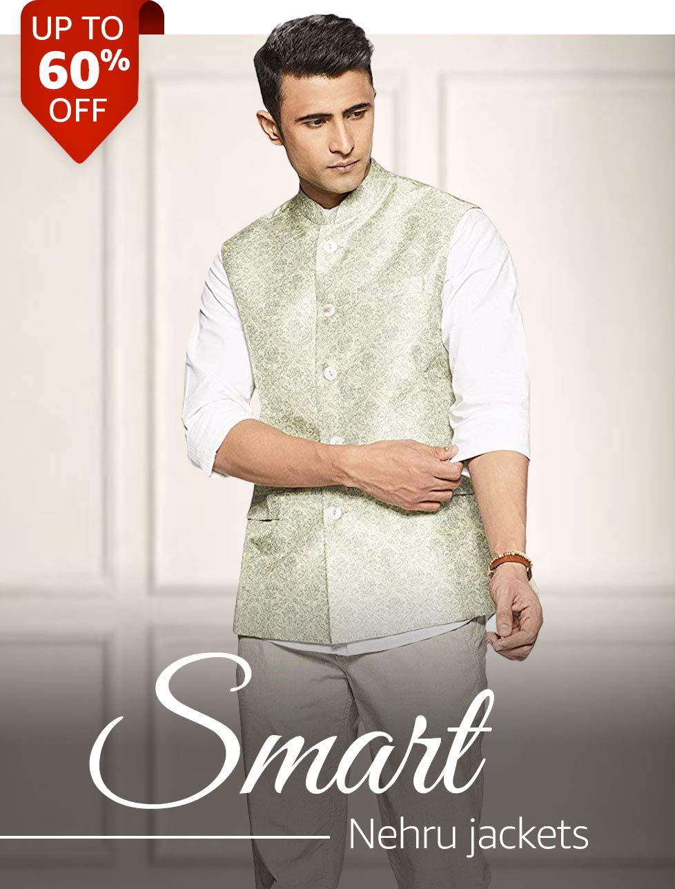 Smart Nehru Jackets