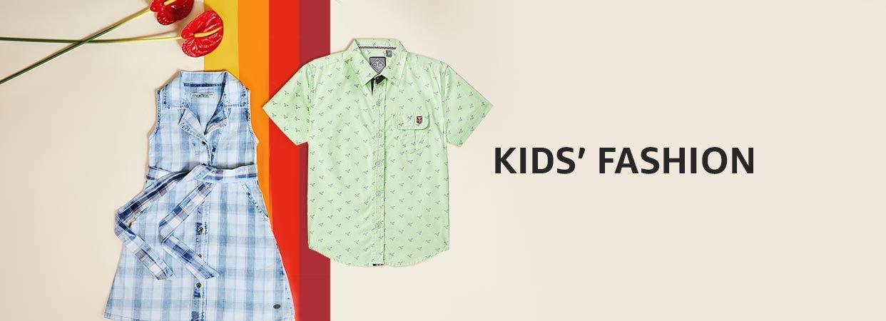 Kids Fashion| S/S '19
