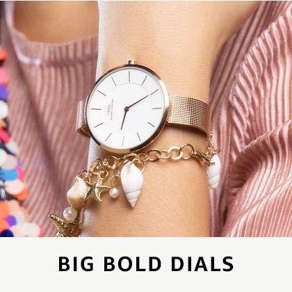 Big Bold dials