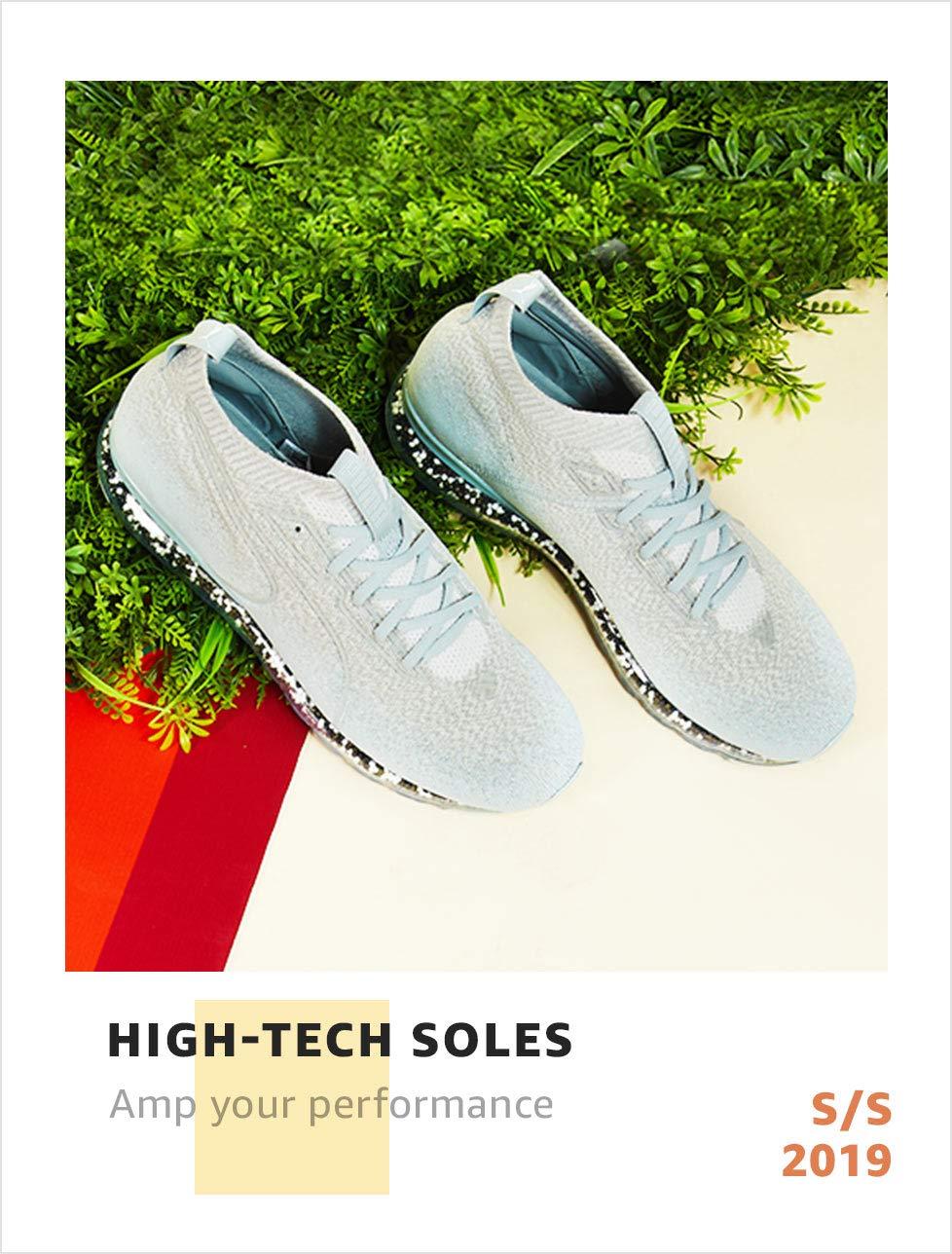 High tech soles