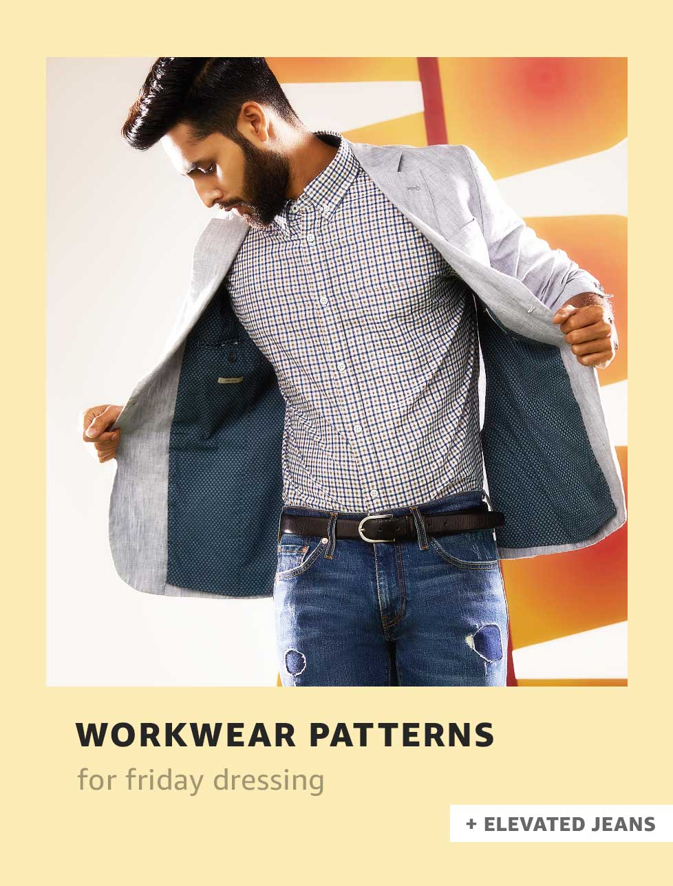 Workwear patterns