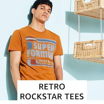 Retro Rockstar Tees