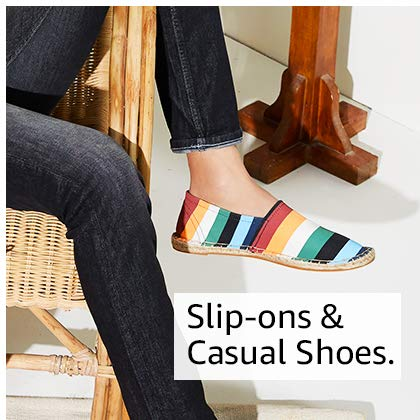 Slip-ons & Casual Shoes