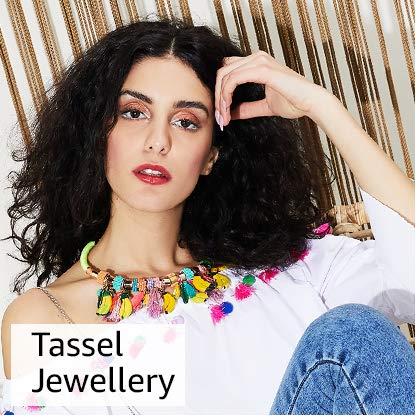 Tassel Jewellery