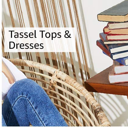Tassel Tops & Dresses