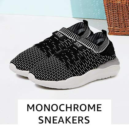Monochrome Sneakers