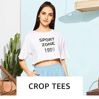 Crop Tees
