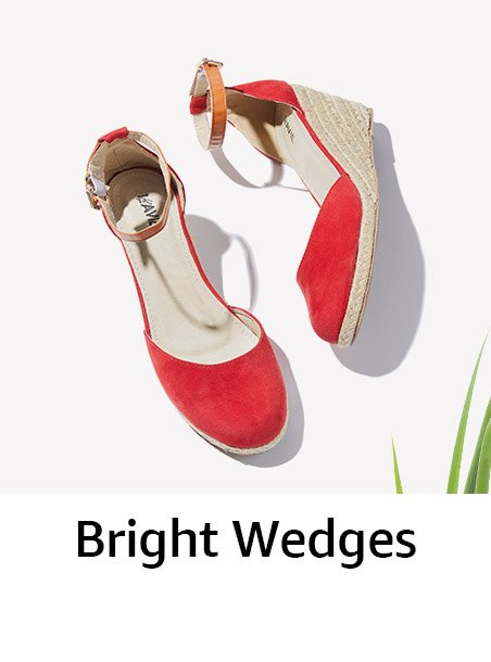 Bright wedges