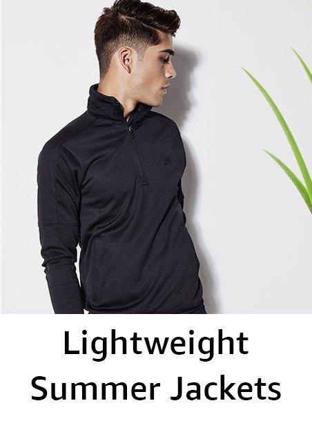 Light summer jackets