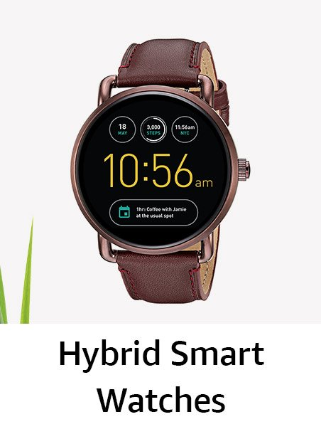 Hybrid smart watches