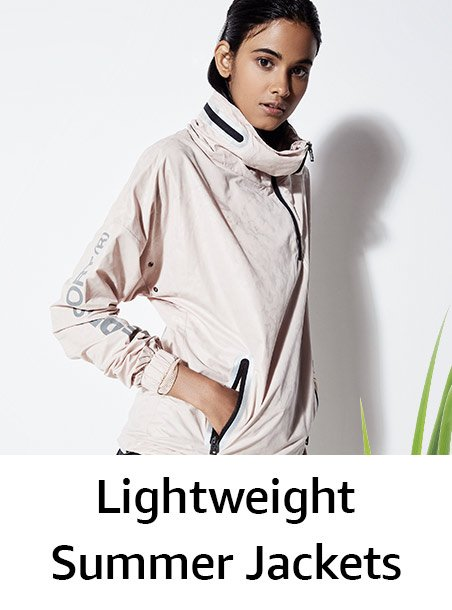 Light weight jackets