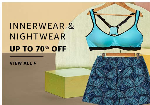 Innerwear & Nightwear