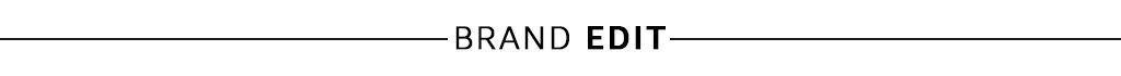 Brand edit