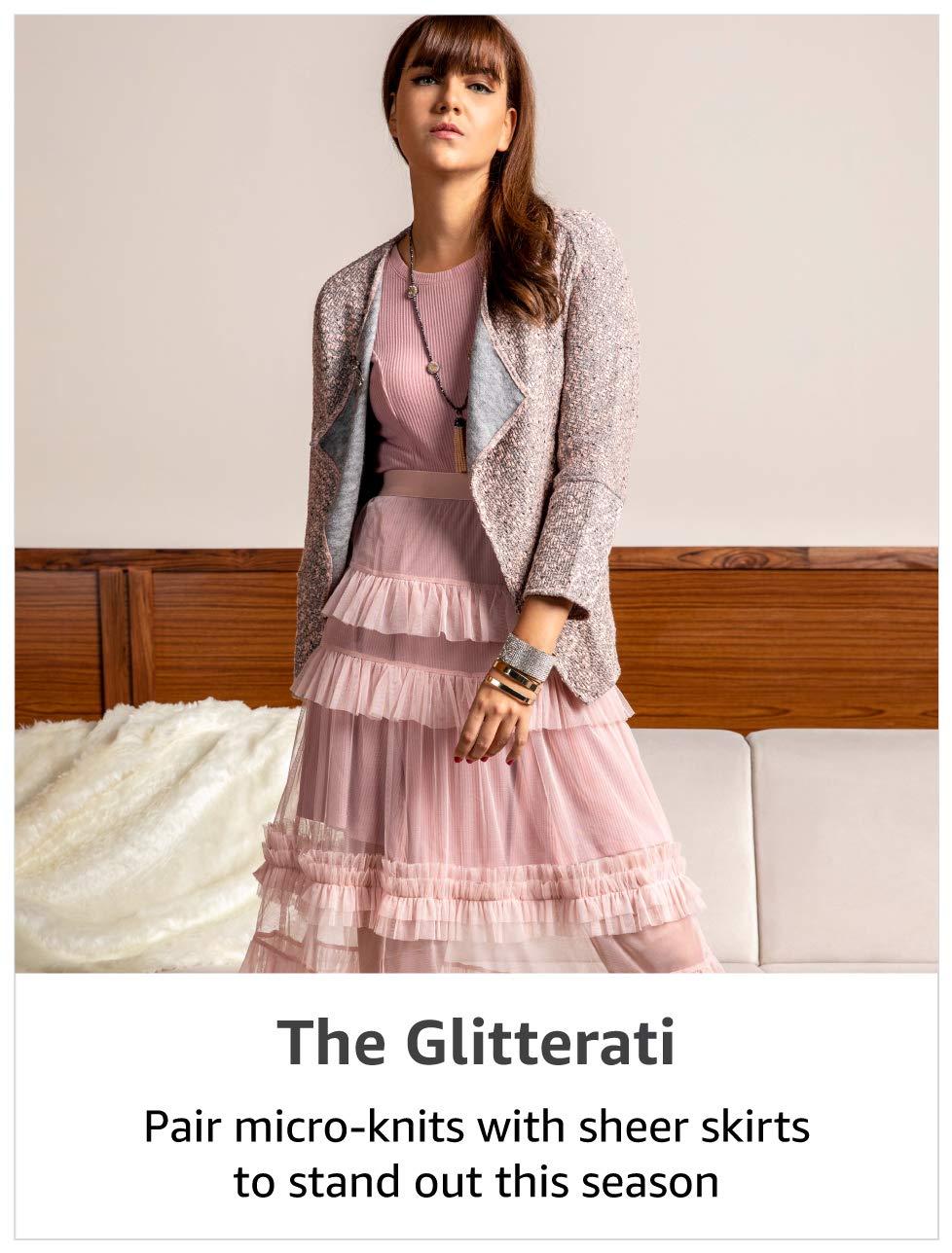 The Glitterati