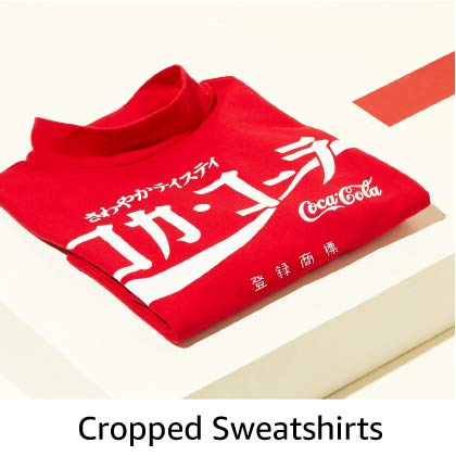 Cropped Sweatshirts