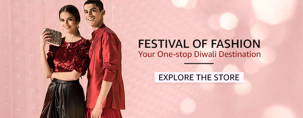 Festival Of Fashion - One Stop Diwali Destination
