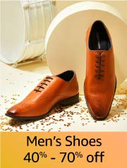 Men's Shoes