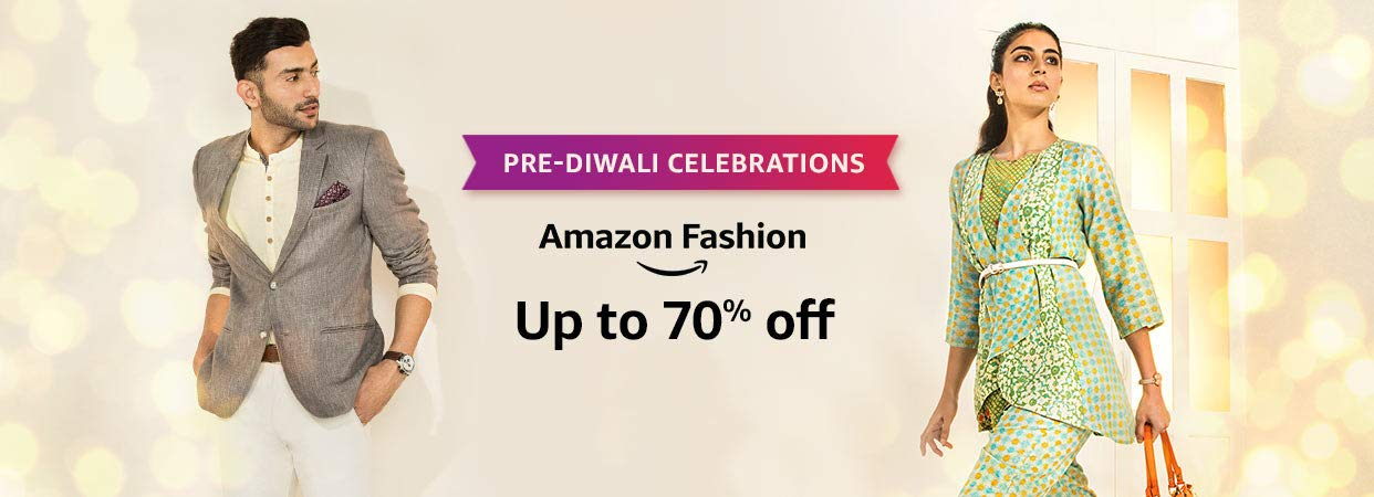 Pre-Diwali Celebrations Up to 70% off