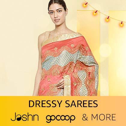 Dressy Sarees