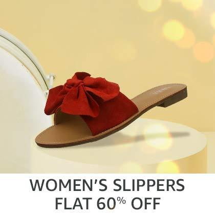 Women's Shoes Flat 60% Off