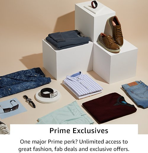 Prime Exclusives