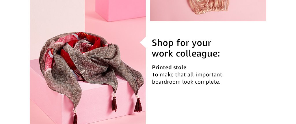 Shop for your work wife