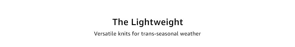 The Lightweight