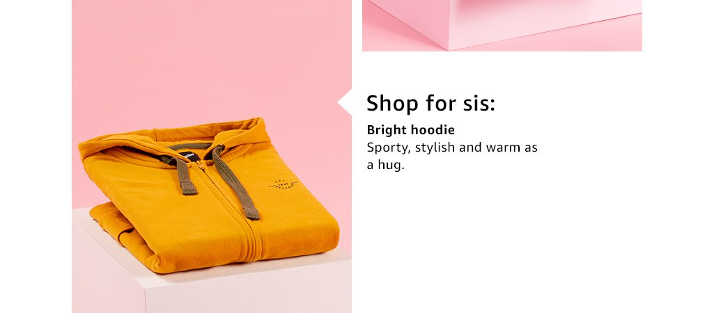 SHop for your sis