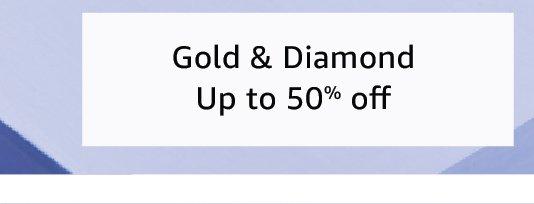 Gold & diamond