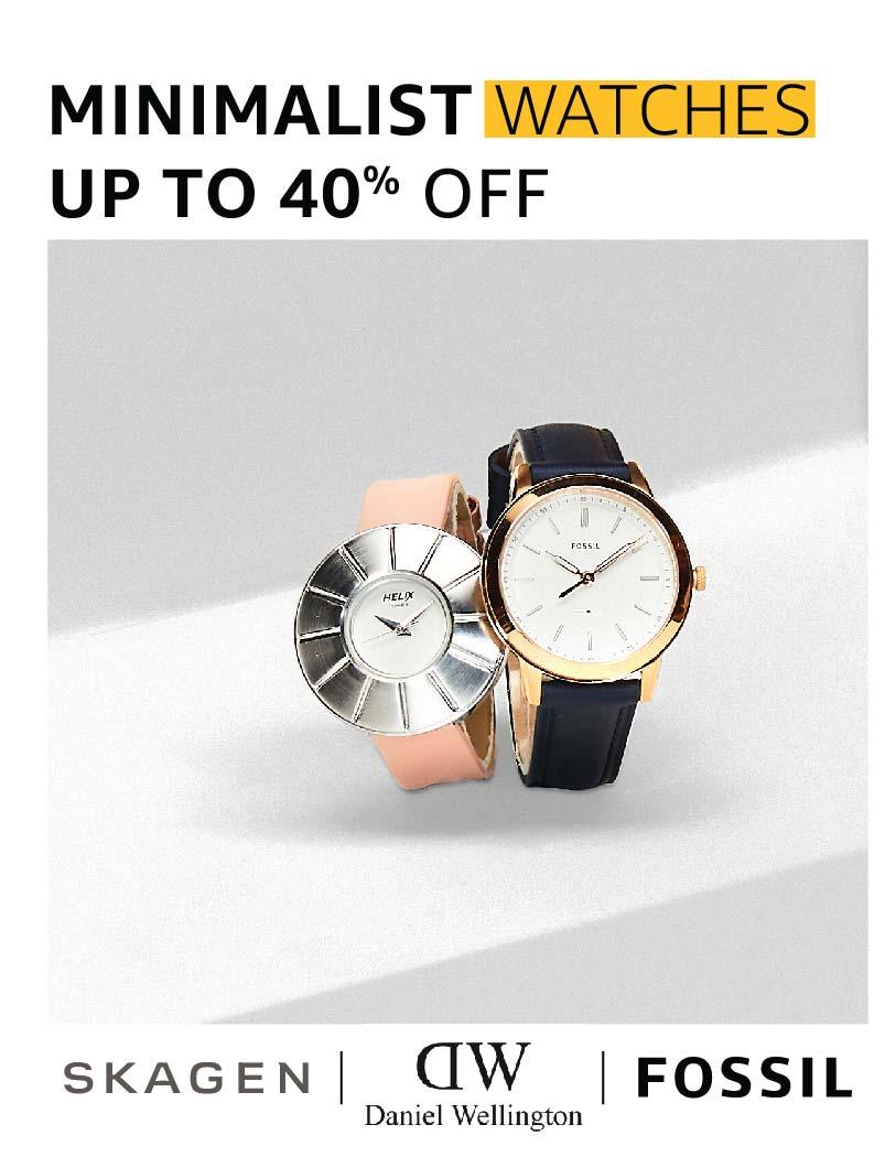 Minimalist Watch