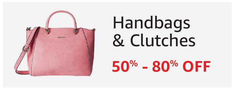 Handbags & clutches