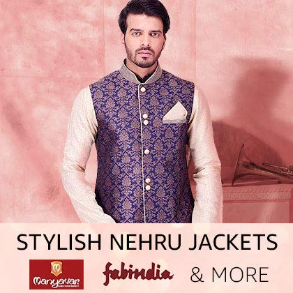 Stylish Nehru Jackets