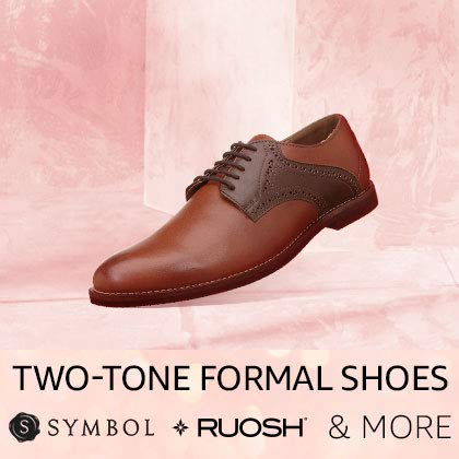 Two-tone Formal Shoes
