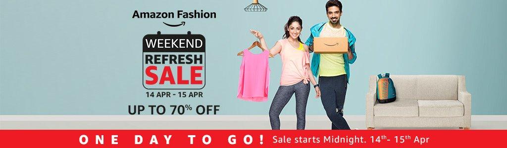 Up to 70% off Amazon Fashion