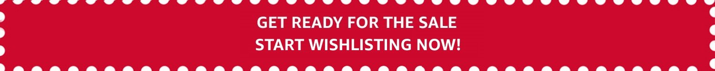 Start wishlisting