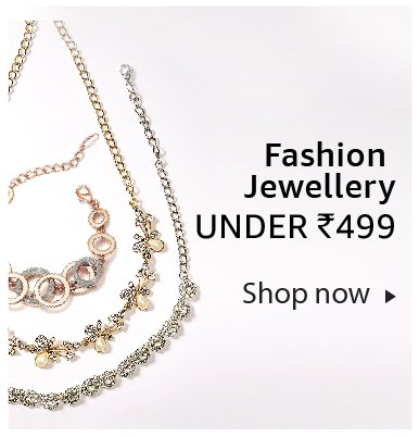 Fashio jewellery under Rs. 499
