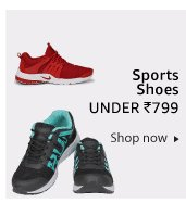 Sports Shoes under Rs. 799