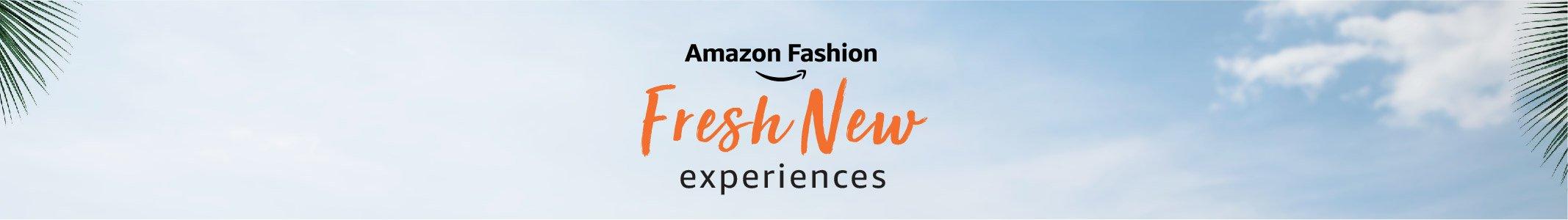 Fresh New Experiences