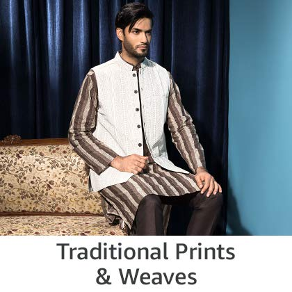 Traditional Prints & weaves
