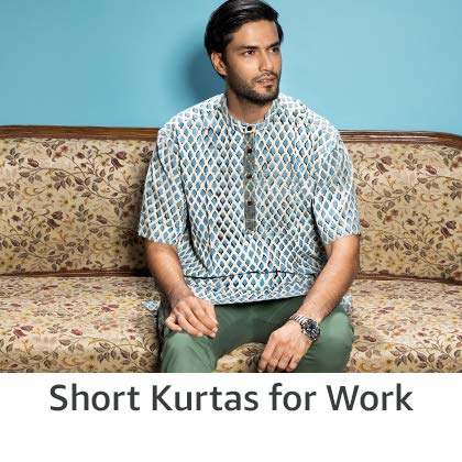 Short Kurtas for Work