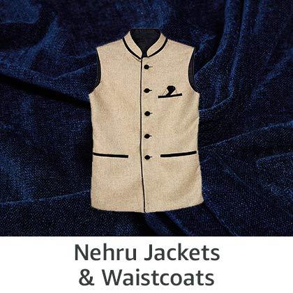 Nehru Jackets & Waistcoats