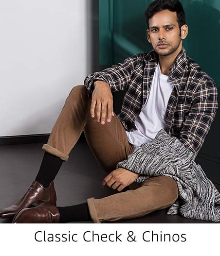 Classic Checks & Chinos