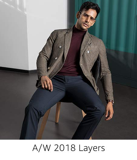 A/W 2018 Layers