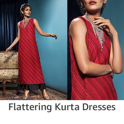 Flattering Kurta Dresses
