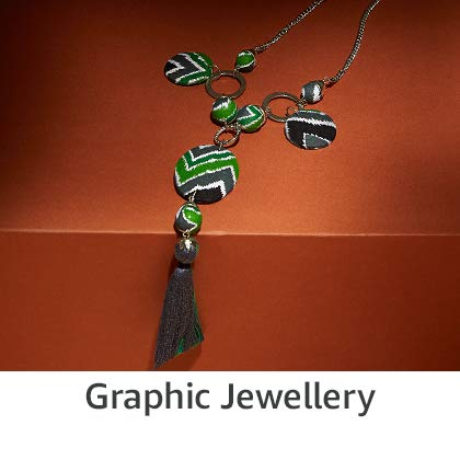 Graphic Jewellery