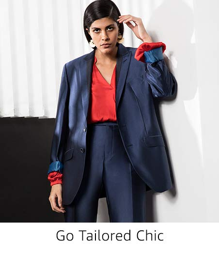 Go Tailored Chic