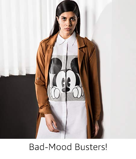 Bad-Mood Busters!