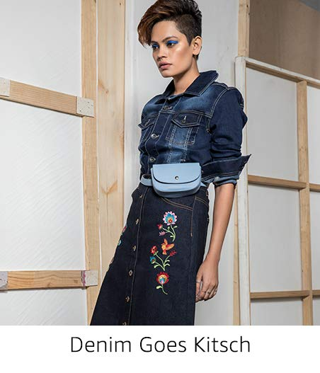 Denim Goes Kitsch