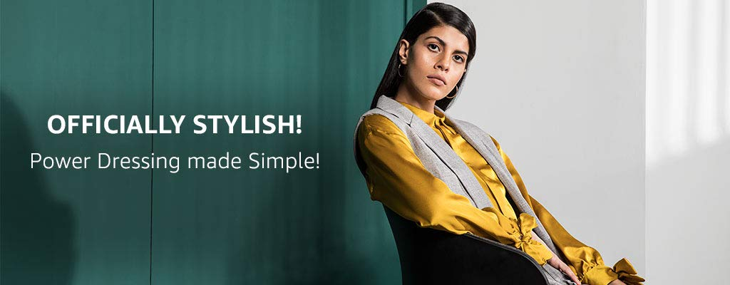 OFFICIALLY STYLISH! Power Dressing made Simple!